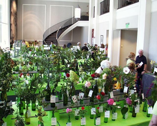 Horticulture in Memorial Hall